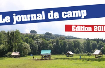 Journal de camp 2016