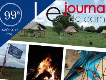 Journal de camp 2017
