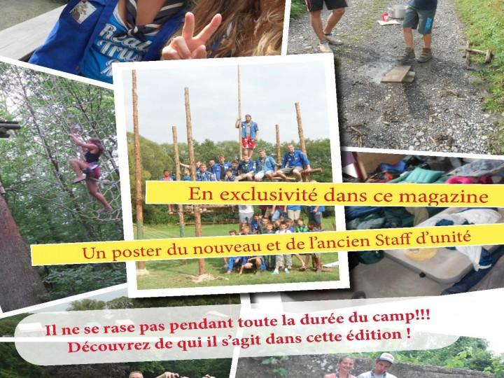 Journal de camp 2015