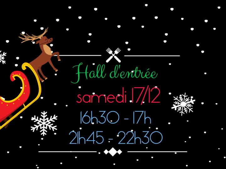 Marché de Noël 99e