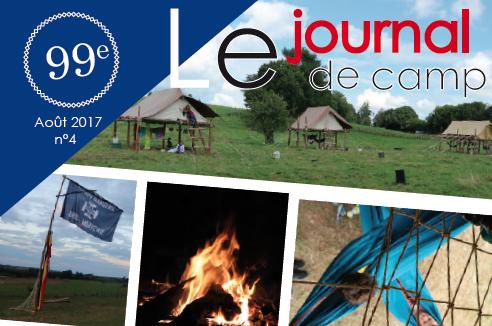 Journal de camp 2017