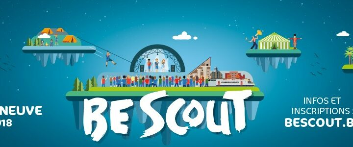 Be Scout – Lettre d'informations